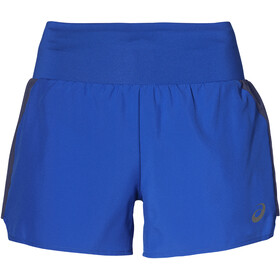 "asics 3,5"" Shorts Dames, illusion blue"